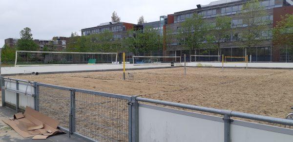 Beach Court The Hub